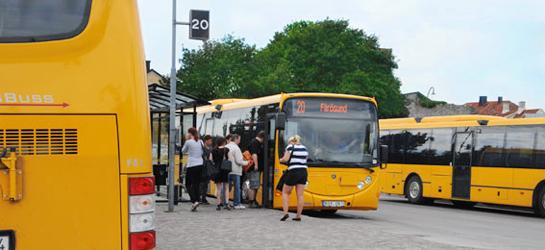 Åk buss