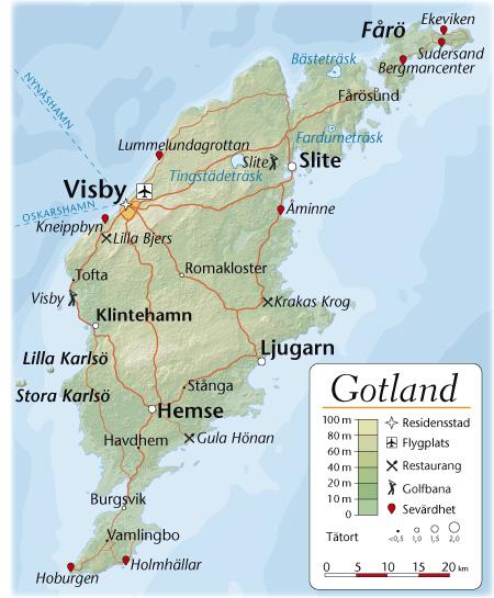 Gotland u GS u long-lat s info